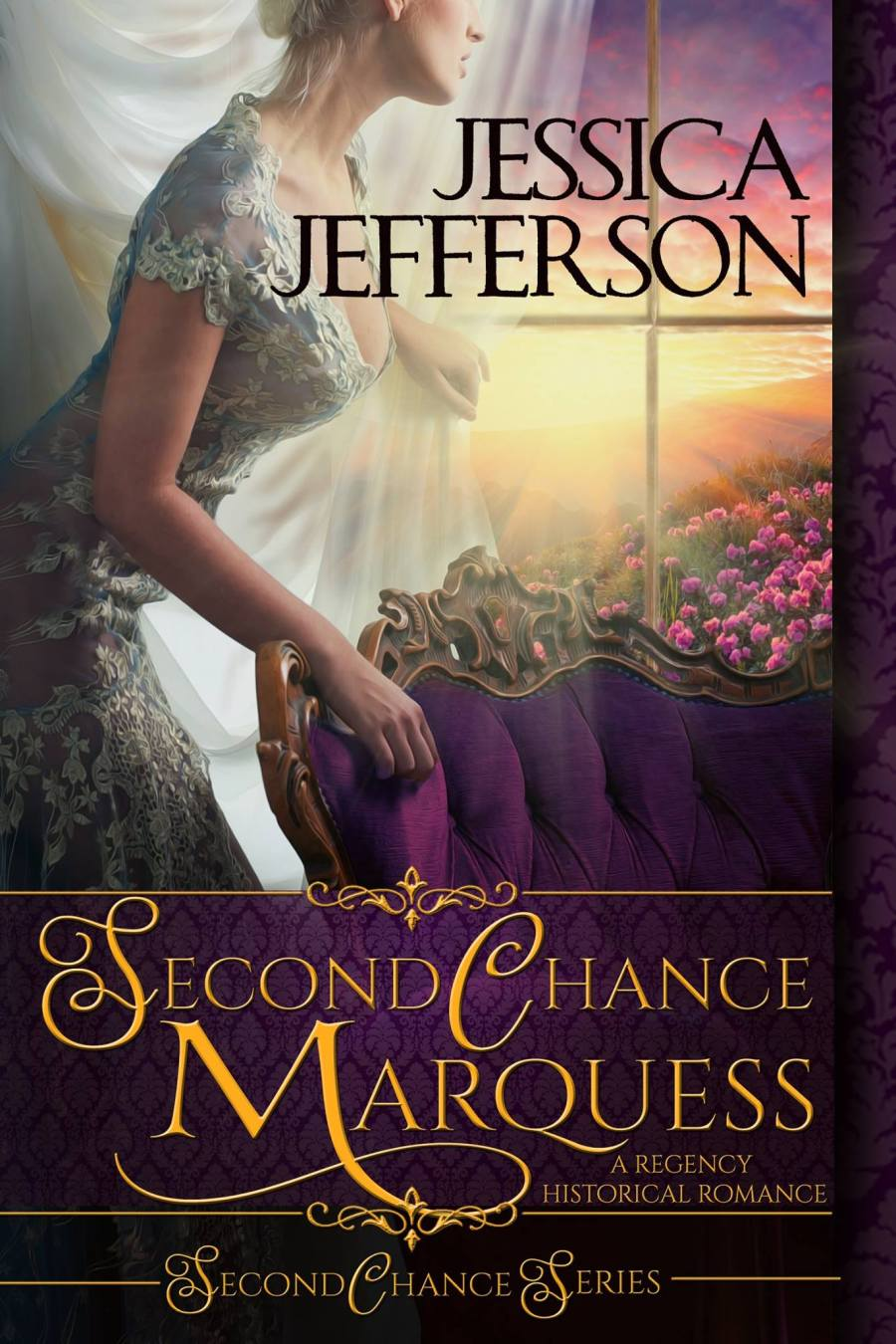 Book Cover_SecondChance Marquess