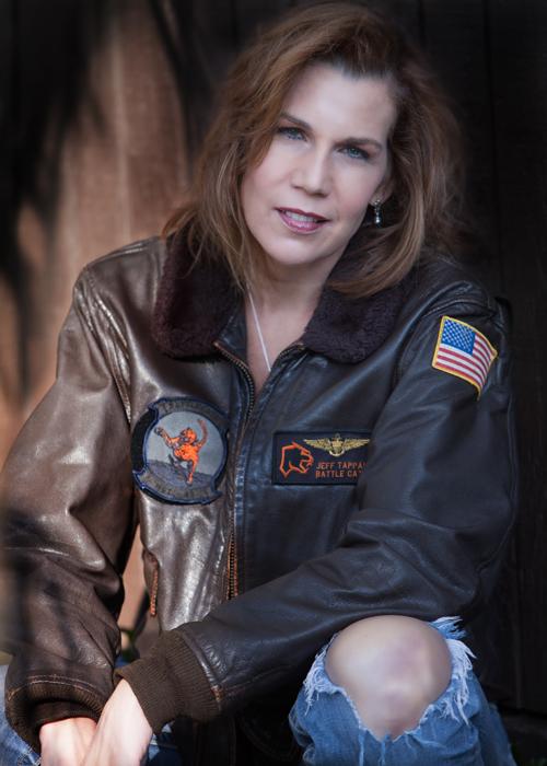 Tracy Tappan pilot jacket 72dpi