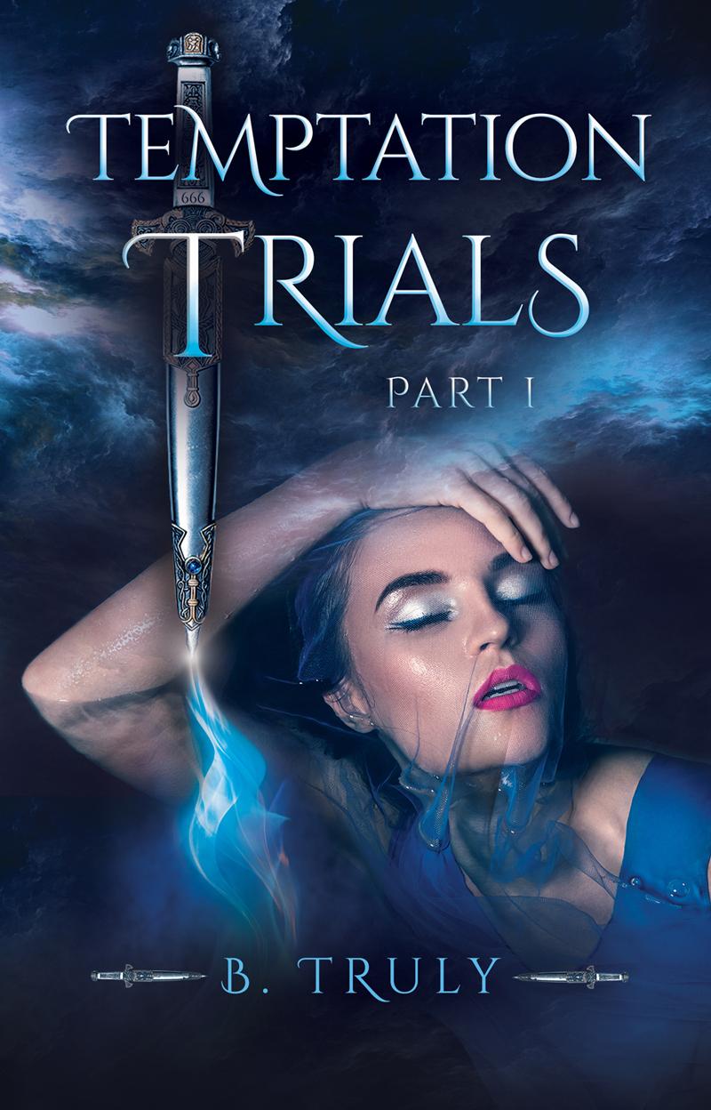 E-book Cover Temptation Trials Part I
