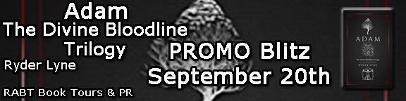 Adam The Divine Bloodline Trilogy PromoBlitz